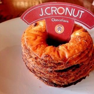 Choco lava cronut -  dari J.Co Donuts & Coffee (Grogol) di Grogol |Jakarta