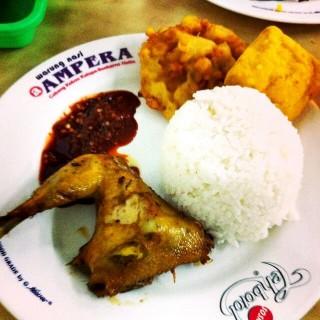 Nasi Ampera Murmer -  dari Ampera (Buah Batu) di Buah Batu |Bandung