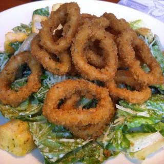 Calamary salad -  dari TonyRoma's (Thamrin) di  |Jakarta