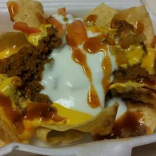 Nachos Supreme - North Avenue's Taco Bell (North Avenue)|Metro Manila