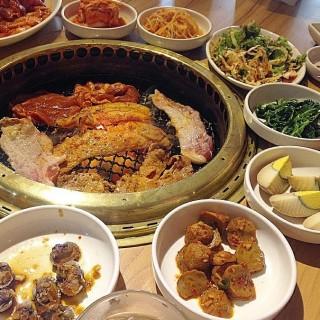 yakiniku buffet - Khlong Toei Nuea's Kosirae (Khlong Toei Nuea)|Bangkok
