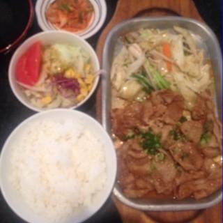 หมูกะทะร้อน - ในคลองตัน จากร้านFuji Japanese Restaurant (ฟูจิ) (คลองตัน)|กรุงเทพและปริมลฑล