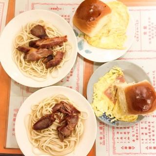 常餐 - ใน旺角 จากร้านMan Wah Cafe & Bakery (旺角)|ฮ่องกง
