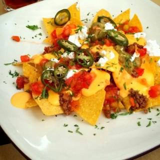nachos - Slipi's Luciole Bistro & Bar (Slipi)|Jakarta