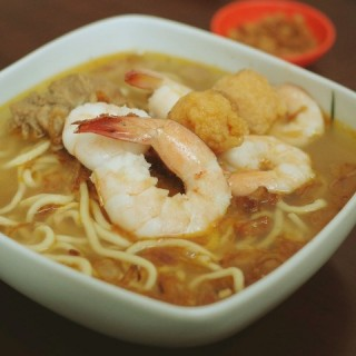 Mie Udang Singapore Spesial - West Jakarta's Lotus - Mie Udang Singapore (West Jakarta)|Jakarta