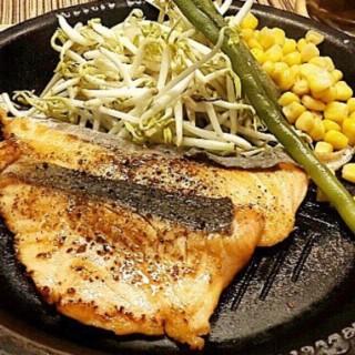 double salmon - Slipi's Pepper Lunch (Slipi)|Jakarta