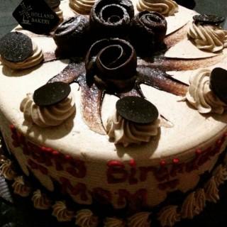 Tiramisu Cake -  dari Holland Bakery (Mangga Dua) di Mangga Dua |Jakarta