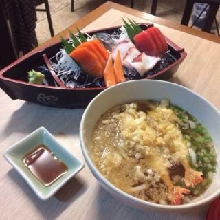 ราเม็ง ซาซิมิ - ในสุเทพ จากร้านซูชิ จิโร่ (สุเทพ)|เชียงใหม่