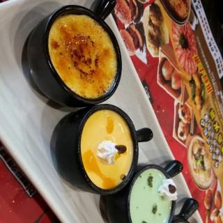 可愛四色小甜點 - 位於元朗的老點點心缽仔飯 (元朗) | 香港
