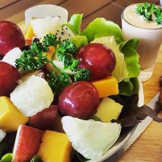 salad -  dari CoCo Salad (ฟ้าฮ่าม) di ฟ้าฮ่าม |Chiang Mai