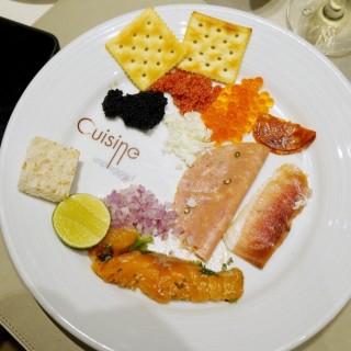 Cold cut - 位于ถนนพญาไท的Cuisine Unplugged (ถนนพญาไท) | 曼谷
