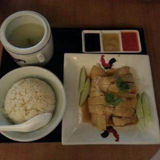 海南雞飯套餐 - 位於的Old Town Restaurant (中環) | 香港