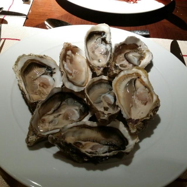 新鮮生蠔 - Bene - Hotel Restaurant - Coloane-Taipa - Macau