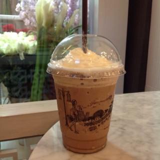 มอคค่าปั่น - Lum Phi Ni's Ya Kun Coffee & Toast (Lum Phi Ni)|Bangkok
