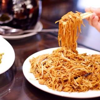 Penang Fried Mee Suah - 位于Senayan的Soup Restaurant (Senayan) | 雅加达