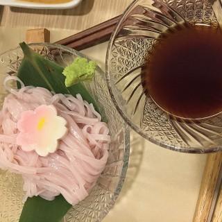 櫻花冷麵  - Wan Chai's Isoya Japanese Vegetarian Restaurant (Wan Chai)|Hong Kong