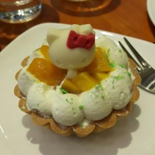 芒果果撻 - ใน大坑 จากร้านHello Kitty Secret Garden (大坑)|ฮ่องกง