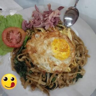 kwetiaw goreng ham - Pemuda's Toko Oen (Pemuda)|Semarang