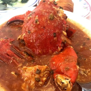 Sweet and sour crab - ในPetaling Jaya (North) จากร้าน長青海鮮飯店 (Petaling Jaya (North))|Klang Valley