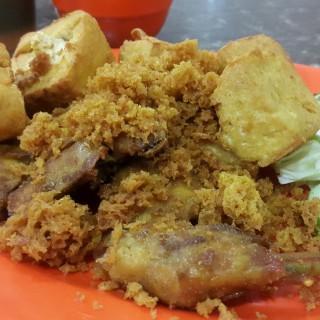 ayam goreng -  dari Ayam Goreng Kalasan Borobudur (Jelambar) di Jelambar |Jakarta