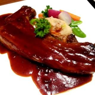 Pork Ribs -  Petaling Jaya (North) / Brussels Beer Café (Petaling Jaya (North)) Klang Valley