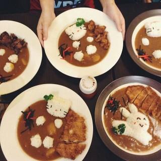 Chicken Katsu Curry - 位於Karawaci的Karei Ya (Karawaci) | 雅加達