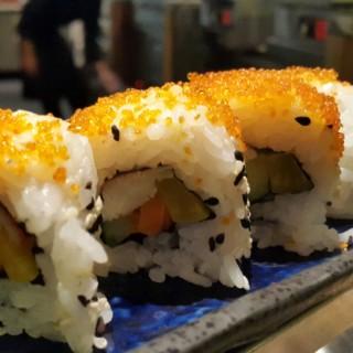 Sushi Roll - Thamrin's Sana Sini Restaurant (Thamrin) Jakarta