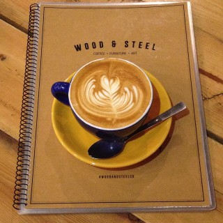 Flat White - 's Wood & Steel Cafe & Gallery (Shah Alam (North))|Klang Valley