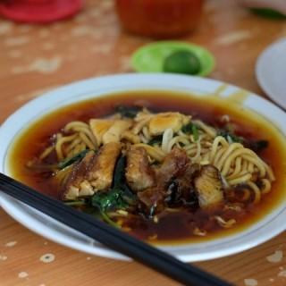 Lomie Kangkung -  dari Lomie Kangkung Cucu Pinangsia (Green Ville) di Green Ville |Jakarta