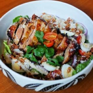 Thai Caesar Salad -  dari E & O (Eastern and Oriental) (Kuningan) di Kuningan |Jakarta