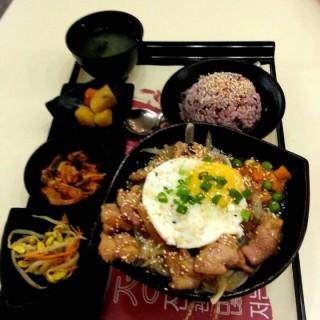 Chicken Honey Garlic Bulgogi - Bandar Utama's Dubuyo (Bandar Utama)|Klang Valley