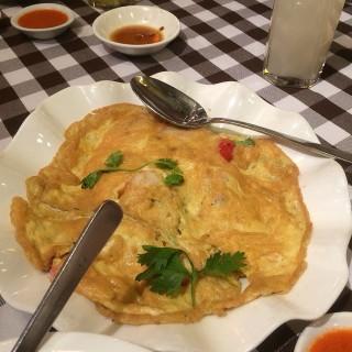 Egg Omelette -  Balestier / 文東記 (Balestier) Singapore