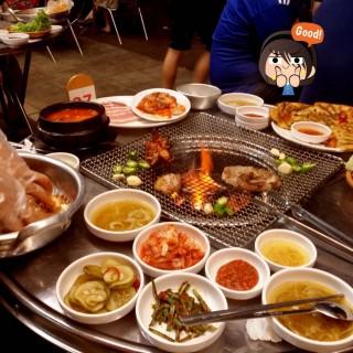 Korean BBQ - Mont Kiara's Sae Ma Eul BBQ (Mont Kiara)|Klang Valley