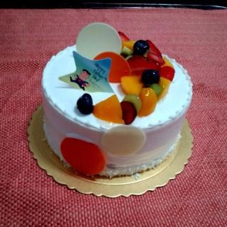 香草蛋糕(芋頭餡&布丁) -  dari 瓦當手感烘焙 (蘆洲區) di 蘆洲區 |New Taipei / Keelung