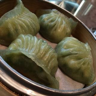 菠菜蝦餃 -  dari Okura 28/F Chinese Restaurant (路氹城) di 路氹城 |Macau