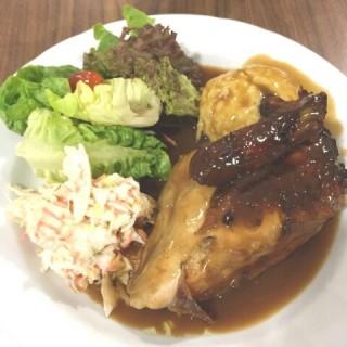 Quarter Roast Chicken Breast -  Bandar Utama / Dave's Deli (Bandar Utama)|Klang Valley
