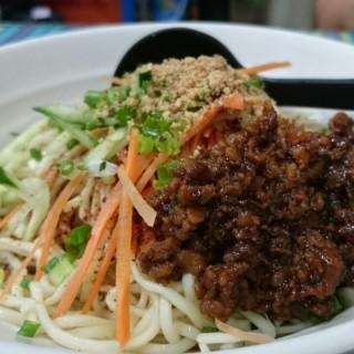 涼拌冷麵 - ใน粉嶺 จากร้าน雲南豆花米線 (粉嶺)|ฮ่องกง