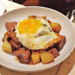 Angus Roast Beef Hash - Libis's Kettle (Libis)|Metro Manila