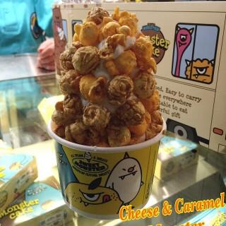 Cheese & Caramel Monster - 位於旺角的Sweet Monster (旺角) | 香港