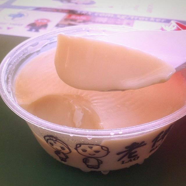 Soya Beancurd - ใน萊佛士坊 จากร้าน老伴豆花|Desserts and Cakes - สิงคโปร์