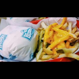 Bacon Mushroom Melt Combo -  dari Wendy's (Ortigas) di Ortigas |Metro Manila