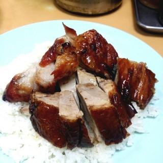 叉燒燒鴨飯 - 位於灣仔的再興燒臘飯店 (灣仔) | 香港