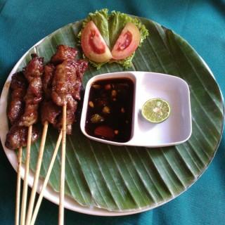 Sate Maranggi - 位於Surapati的Roemah Nenek Resto Cafe (Surapati) | 萬隆