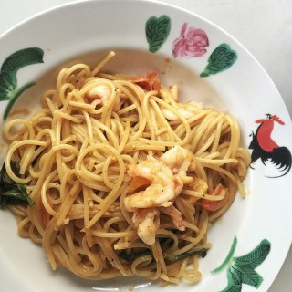 Chef's special pasta for the night - 位於Tiong Bahru的Ah Bong's Italian (Tiong Bahru) | 新加坡