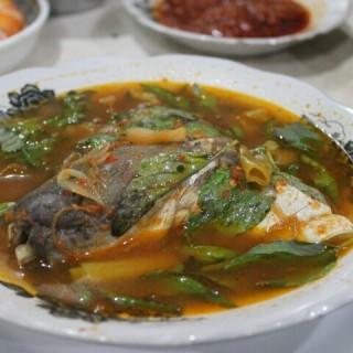 pindang patin -  Palembang / Rumah Makan Pindang Musi Rawas (Palembang)|Other Cities