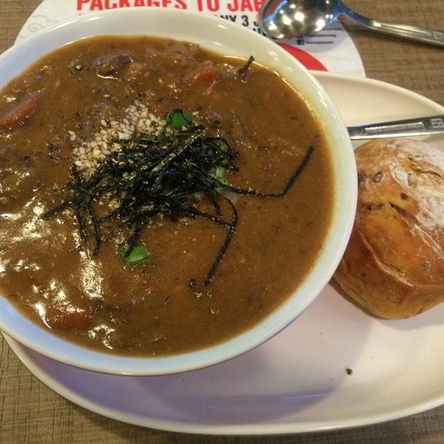 Nikujaga Wasabi Beef Stew  The Soup Spoon  Western  諾維娜  Singapura  Open # Wasbak Zeef_202434