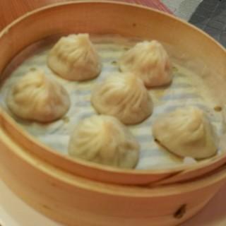 菜肉小籠包 -  dari Nan Xiang Steamed Bun Restaurant (路氹城) di 路氹城 |Macau