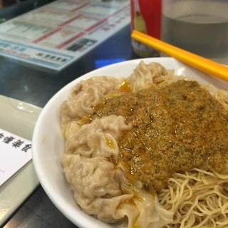 蟹黃雲呑撈麵 -  dari Estab De Comidas Ngao Keo Ka Lei Chon (新馬路) di 新馬路 |Macau