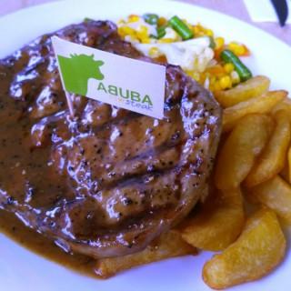 Rib Eye Wagyu Steak -  dari Abuba Steak (Cibubur) di Cibubur |Jakarta