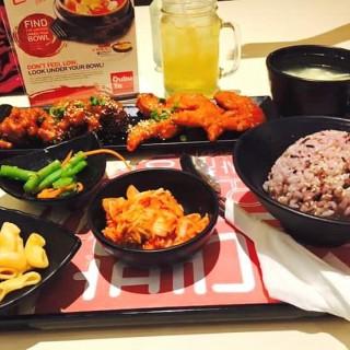 Korean Spicy Wings set - Seputeh's Dubuyo Urban Korean Food (Seputeh)|Klang Valley